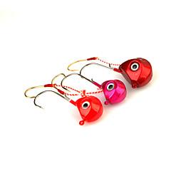 Pesca-1 pcs Colores Surtidos Metal-Brand NewPesca de Mar / Pesca al spinning / Pesca jigging / Pesca de agua dulce / Pesca de Perca /