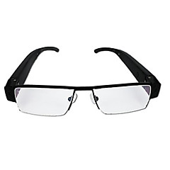 32GB 720P DVR Camcorder Eyeglass Recorder 5MP Camera Digital Glasses Video Cam Camcorder(With No Memory Card)