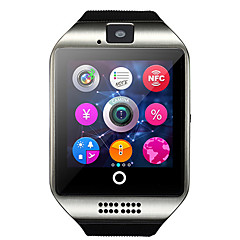 billige Elegante ure-Smart ur Q18 med touch screen kamera til Android og iOS-telefon