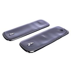 abordables Pegatinas para Coche-2 PC frente parte trasera de goma protector de protectores de esquinas para los coches de automóviles