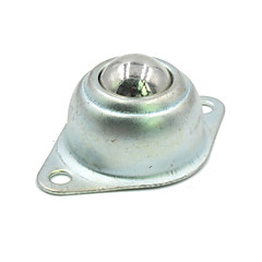 tanie -Landa Tianrui tm-DIY kulka stalowa uniwersalna kołowa robota inspekcyjnego - srebrny (2szt)