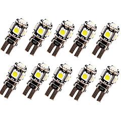 Недорогие Освещение салона авто-SO.K 10 шт. T10 Автомобиль Лампы 2.5 W 120 lm Светодиодная лампа Лампа поворотного сигнала For Универсальный