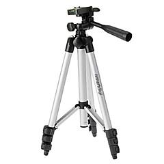 ismartdigi i-3110 4-szekció kamera állvány (ezüst + fekete) minden d.camera v.camera nikon canon sony olympus ...