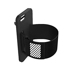 Til iPhone 8 iPhone 8 Plus iPhone 6 iPhone 6 Plus Etuier Stødsikker Ultratyndt Armbånd Armbånd Etui Helfarve Hårdt Silikone for Apple