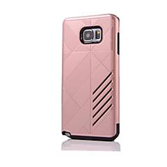 Для Samsung Galaxy Note Защита от удара Кейс для Задняя крышка Кейс для Армированный Твердый Силикон Samsung Note 5 / Note 4 / Note 3