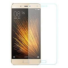 Недорогие Защитные плёнки для экранов Xiaomi-Защитная плёнка для экрана XIAOMI для Xiaomi Mi 5 Xiaomi Mi 4с Закаленное стекло 1 ед. Защитная пленка для экрана 2.5D закругленные углы