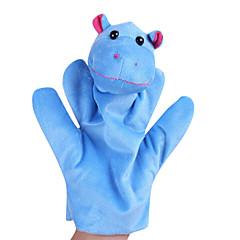 Zabawki Lalki Pacynka na palec Zabawki Dinozaur Animals Nowość Dla chłopców Dla dziewczynek Sztuk