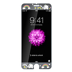 Cartoon Glass Film for iPhone 6/6S/6 Plus/6S Plus iPhone 6s / 6 Plus Screen Protectors