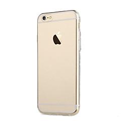 Недорогие Кейсы для iPhone 6 Plus-Кейс для Назначение iPhone 6s Plus iPhone 6 Plus Apple iPhone 6 Plus Кейс на заднюю панель Мягкий ТПУ для iPhone 6s Plus iPhone 6 Plus