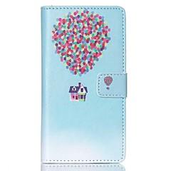 Для Кейс для Sony / Xperia Z5 Бумажник для карт / Кошелек / со стендом Кейс для Чехол Кейс для Other Твердый Искусственная кожа для Sony