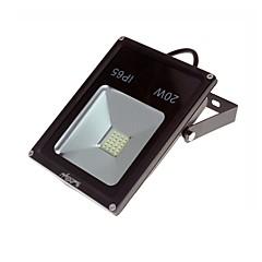 billige Udendørsbelysning-LED-projektører Bærbar Vandtæt Dekorativ Udendørsbelysning Kold hvid AC 220-240V