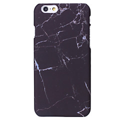Per iPhone X iPhone 8 iPhone 6 iPhone 6 Plus Custodie cover Other Custodia posteriore Custodia Effetto marmo Resistente PC per Apple