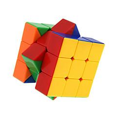 hesapli -Sihirli küp IQ Cube DaYan Zhanchi 5 55mm 3*3*3 Pürüzsüz Hız Küp Sihirli Küpler Eğitici Oyuncak bulmaca küp Stickerless profesyonel Seviye Hız Doğumgünü Klasik & Zamansız Çocuklar için Yetişkin