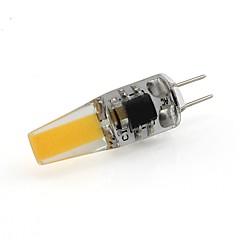 preiswerte LED-Birnen-260lm G4 LED Doppel-Pin Leuchten T 1 LED-Perlen COB Dekorativ Warmes Weiß Kühles Weiß 100-240V 12V