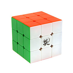 Rubik's Cube Zhanchi 5 55mm Smooth Speed Cube 3*3*3 Magic Cube Professional Level Speed ABS Square New Year Children's Day Gift