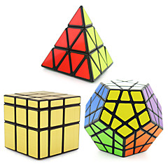 Rubik's Cube Shengshou Smooth Speed Cube Pyraminx Alien Megaminx Mirror Cube Magic Cube Professional Level Speed ABS New Year Children's