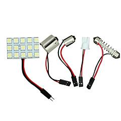 Недорогие Освещение салона авто-SO.K 10 шт. Автомобиль Лампы Внешние осветительные приборы For Универсальный