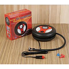 Недорогие Инструменты и оборудование-автомобильная шина Инфлятор насос 19 цилиндр используется в транспортных средствах портативный давления воздуха в шинах