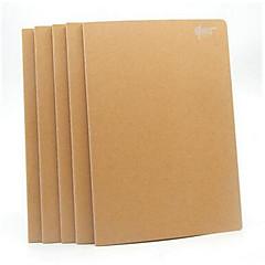 お買い得  メモ/ノート/付箋紙-クリエイティブノートブック 多機能の,B5