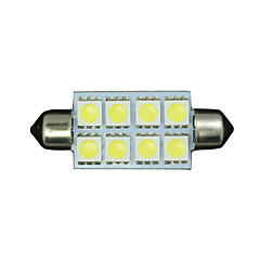 Недорогие Освещение салона авто-SO.K 10 шт. Автомобиль Лампы Внутреннее освещение For Универсальный