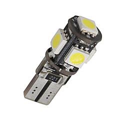 abordables Luces Interiores de Coche-SO.K Coche Bombillas W lm Luz de Intermitente ForUniversal