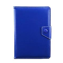 お買い得  タブレット用ケース-ケース 用途 フルボディーケース タブレットケース ソリッド ハード PUレザー のために