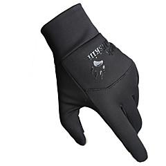 Rękawiczki rowerowe Rękawice narciarskie Rękawiczki dotykowe Męskie Damskie Keep Warm Narciarstwo
