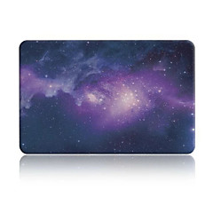 abordables Novedades-MacBook Funda Carcasas de Cuerpo Completo / folio del caso Cielo / Caricatura El plastico para MacBook Air 13 Pulgadas / MacBook Air 11