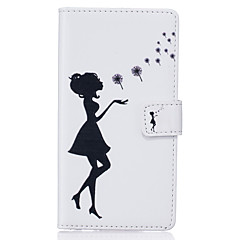 Недорогие Кейсы для iPhone-Назначение iPhone X iPhone 8 iPhone 6 iPhone 6 Plus Чехлы панели Бумажник для карт Кошелек со стендом Флип Чехол Кейс для Соблазнительная
