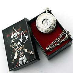 Biżuteria Zainspirowany przez Zabójca Conner Anime / Gry Video Akcesoria do Cosplay Naszyjnik Mężczyzna Kobieta