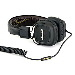 HiFi M-MAJOR headphones Stereo earphone Wired rock ecouteur Noise Reduction isolation Monitor DJ Bass Headset