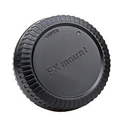 dengpin® lentille couvercle + caméra bouchon de boîtier arrière pour fujifilm x-pro1 fx x-e1 e2 a1 a2 x-t10 x-t2 t1 m1