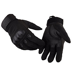 preiswerte Autozubehör-Vollfinger Nylon Stoff Motorräder Handschuhe