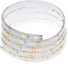 お買い得  LED ストリングライト-SENCART 1m フレキシブルLEDライトストリップ 60 LED 温白色 / RGB / ホワイト リモートコントロール / カット可能 / 防水 12V / # / 5050 SMD / IP65 / 接続可 / 車に最適