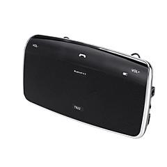 tanie Zestawy samochodowe Bluetooth/Bezdotykowy-Słońce głośnik bluetooth motoryzacyjne Osłona jakości głośnomówiący zestaw samochodowy w samochodzie z zestawu DSP samochód hd odtwarzanie