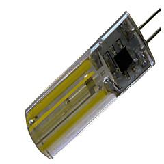 G4 LED Bi-pin Lights T 5 COB 500 lm Warm White Cold White K Decorative AC 220-240 V