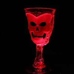 voordelige Koffie/thee & Drinkgerei-halloween lichtgevende cup bar KTV levert led kleur lichtgevende drank kop decoratie levert kleur willekeurige