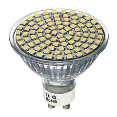4W GU10 GX5.3 LED Spotlight MR16 80 SMD 2835 400-450lm Warm White Cold White 2700K/6500K Decorative AC 220-240V