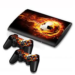preiswerte PS3 Hüllen-B-SKIN B-SKIN USB Aufkleber Für Sony PS3 . Neuartige Aufkleber Vinyl 1 pcs Einheit