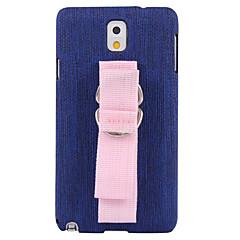 Для Other Кейс для Задняя крышка Кейс для Один цвет Мягкий Искусственная кожа Samsung Note 5 / Note 3 / Other