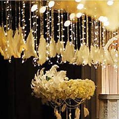 100l 10 méteres díszítse fények karácsonyfadísz karácsonyi dekoráció fények kültéri világítás