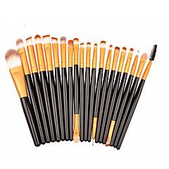 voordelige Make-up kwasten-20 Contour Brush Andere kwasten Foundationkwast Aanbrengspons Poederkwast Waaierkwast Concealerkwast Eyelash Brush Wimperkwast Verfkwast