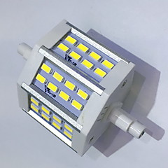 R7S LED Corn Lights T 24LED SMD 5730 680LM-800lm Warm White Cold White Decorative AC 85-265V