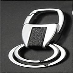 Недорогие Брелоки-автомобильный Автомобильная цепочка ключей Подвеска и украшения для автомобилей Деловые Универсальный Тип подвески