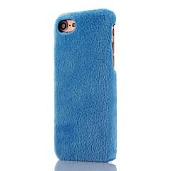 Для Кейс для iPhone 7 / Кейс для iPhone 7 Plus / Кейс для iPhone 6 Защита от удара Кейс для Задняя крышка Кейс для Один цвет Твердый