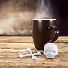 ieftine -Strecurătoare Novelty Cadou Pentru Zilnic Ceai Silicon