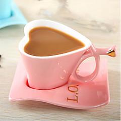 abordables Utensilios y Vasos para Café y Té-Vasos Cerámica Vajilla de Uso Habitual / Novedad en Vajillas Regalo novia 1 pcs