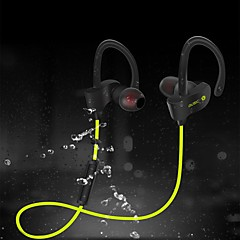 abordables inteligente Hardware-szkinston de auricular estéreo de alta calidad bluetooth4.1 auricular colgante impermeable oreja con micrófono de manos libres de llamadas
