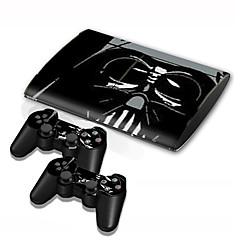 billige PS3-etuier-B-SKIN Tasker, Etuier og Overdæksler for Sony PS3 Originale