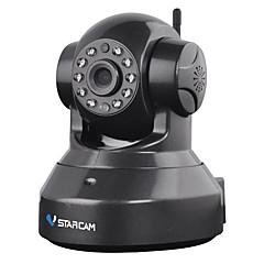olcso -vstarcam® c7837wip 720p 1.0mp wi-fi biztonsági felügyelet ip kamera (éjjellátó p2p támogatást 128GB TF kártya)